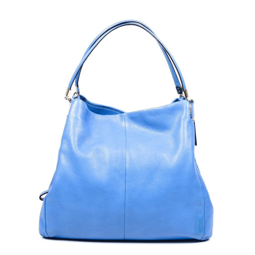 94ed9b062391 Coach Leather Madison Phoebe Shoulder Bag   EBTH