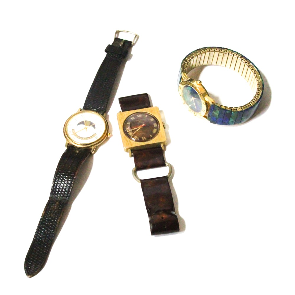 Selection of Men's Wristwatches