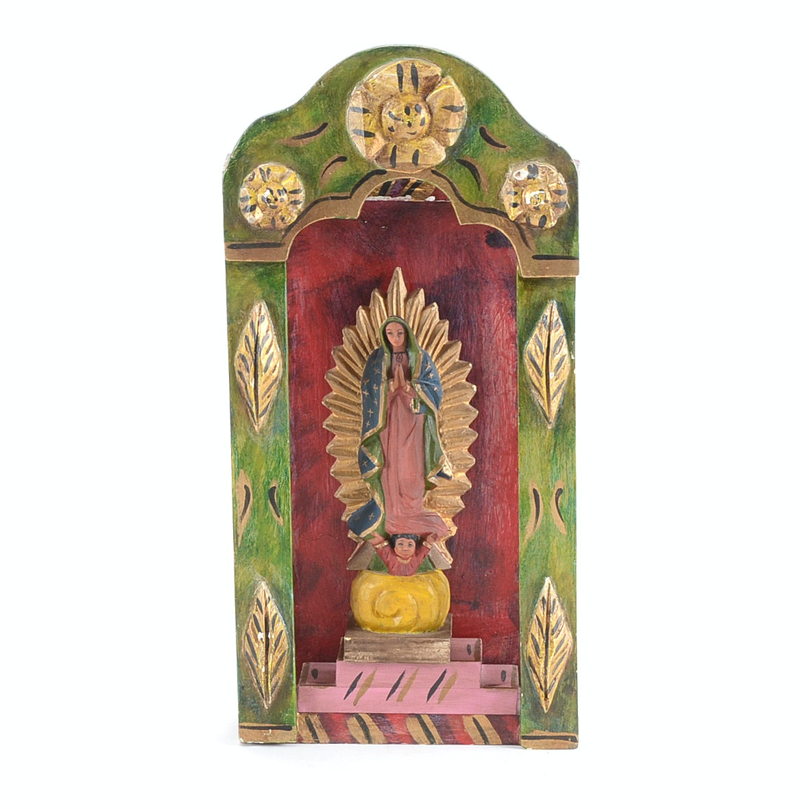 Our Lady of Guadalupe Folk Art Shrine