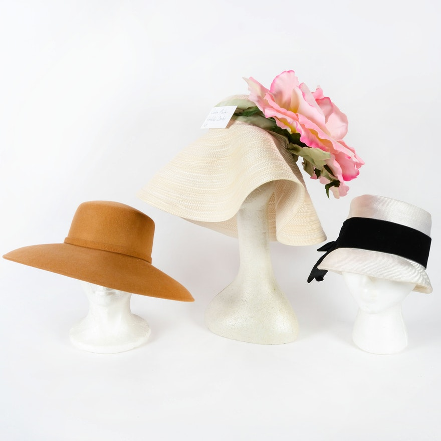 e4edd10281c Assorted Women s Hats   EBTH