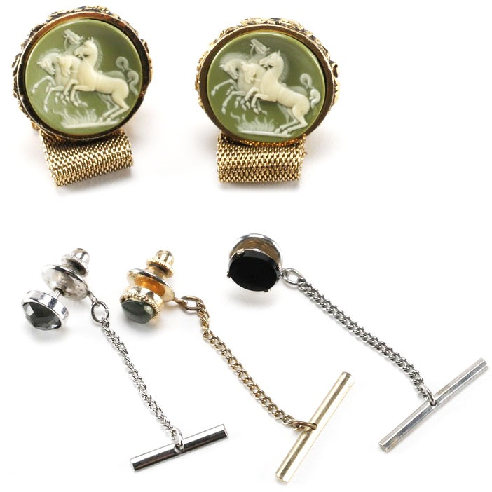 Men's Fashion Jewelry Including Danté and Swank