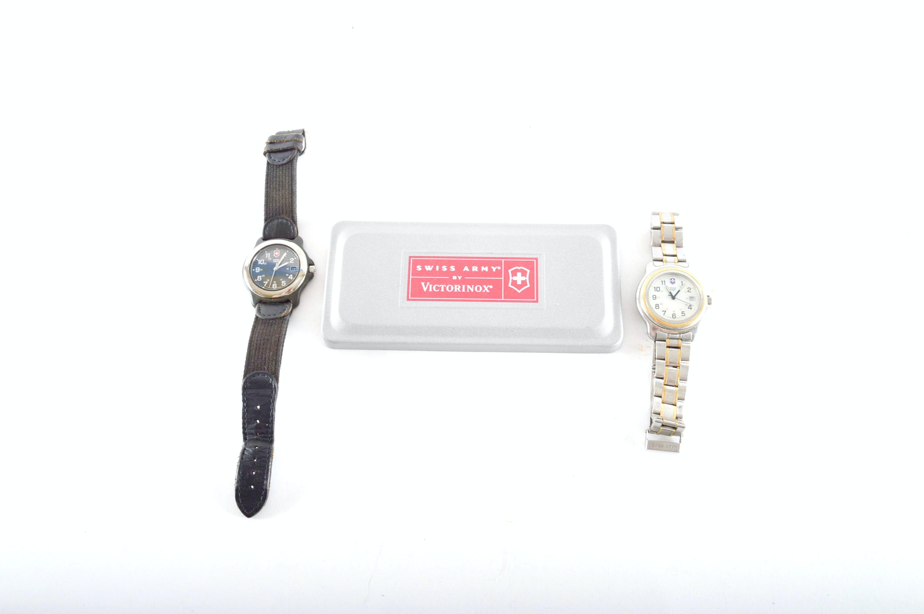 Swiss Army Men's Wristwatches