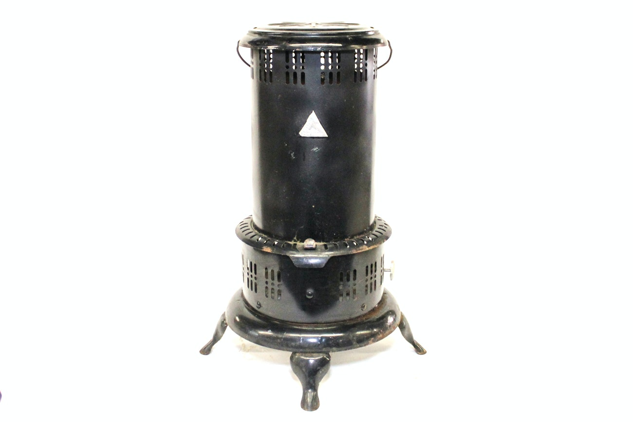 Black Perfection Kerosene Heater