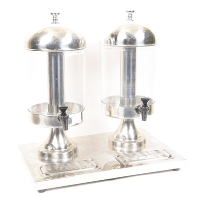 Double Beverage Dispenser