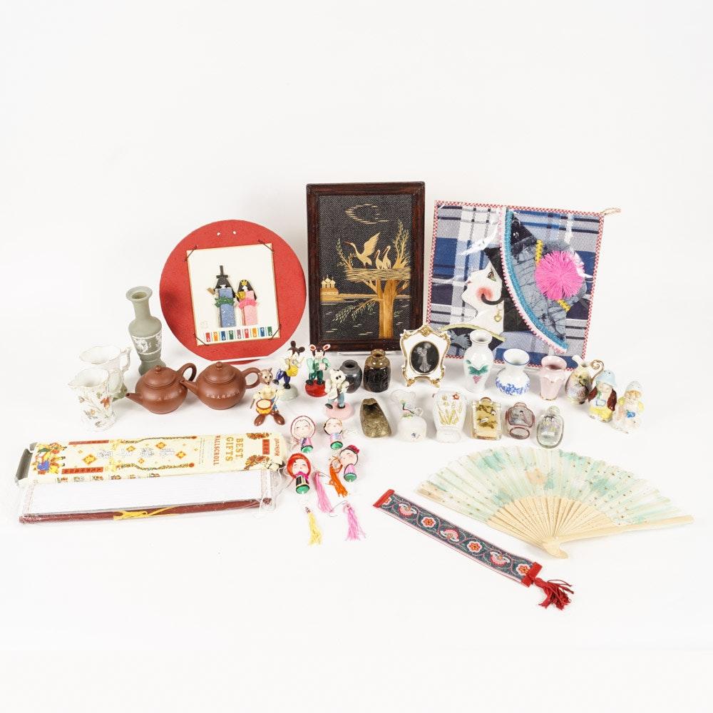 Asian Miniatures and Decor