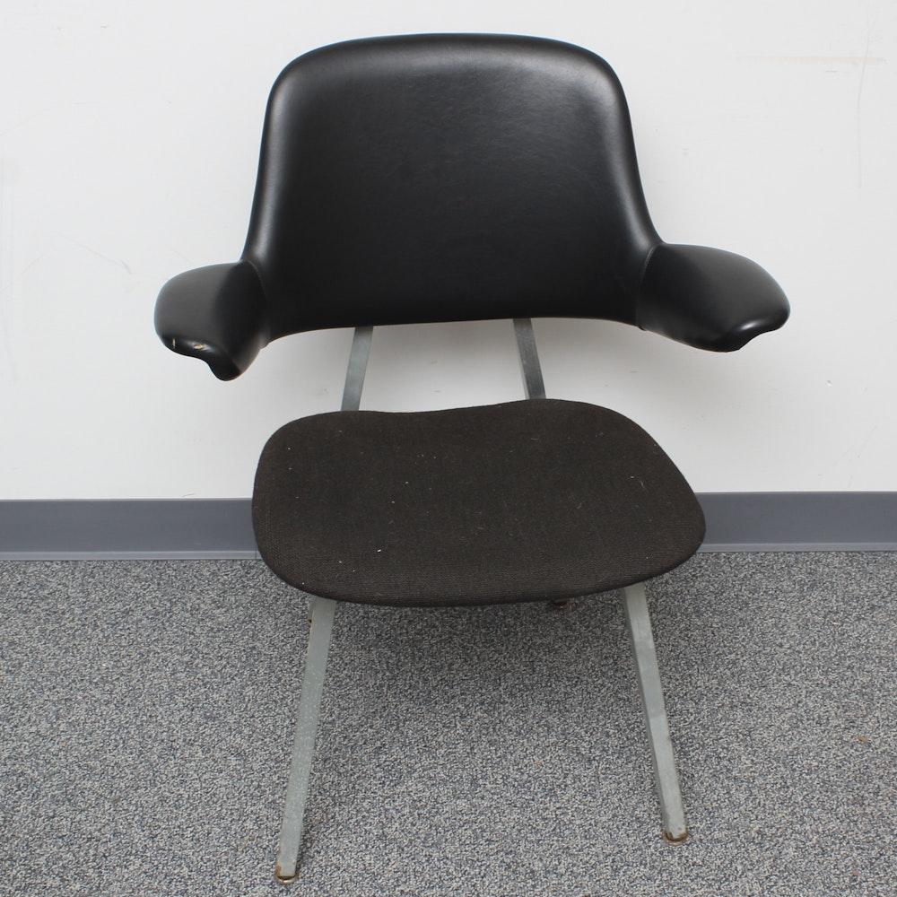 Vintage Mid Century Modern Shaw-Walker Office Chair