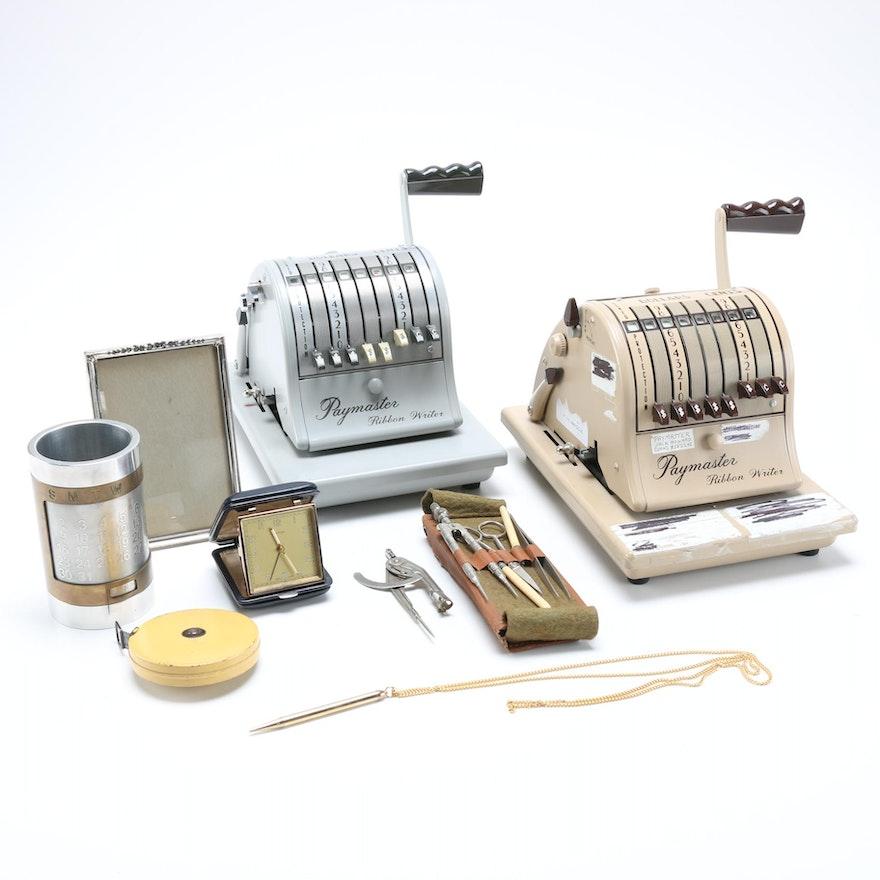 Mid 20th Century Office Supplies