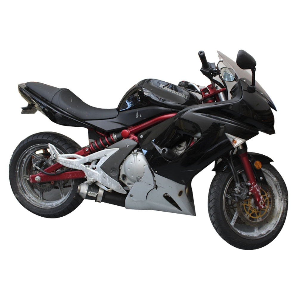2004 Kawasaki Ninja 650 Motorcycle