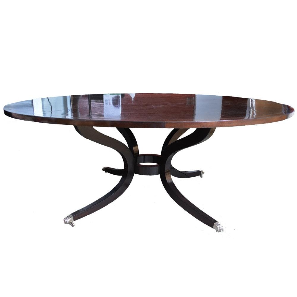 Rare Sutcliffe Center Table by Dessin Fournir