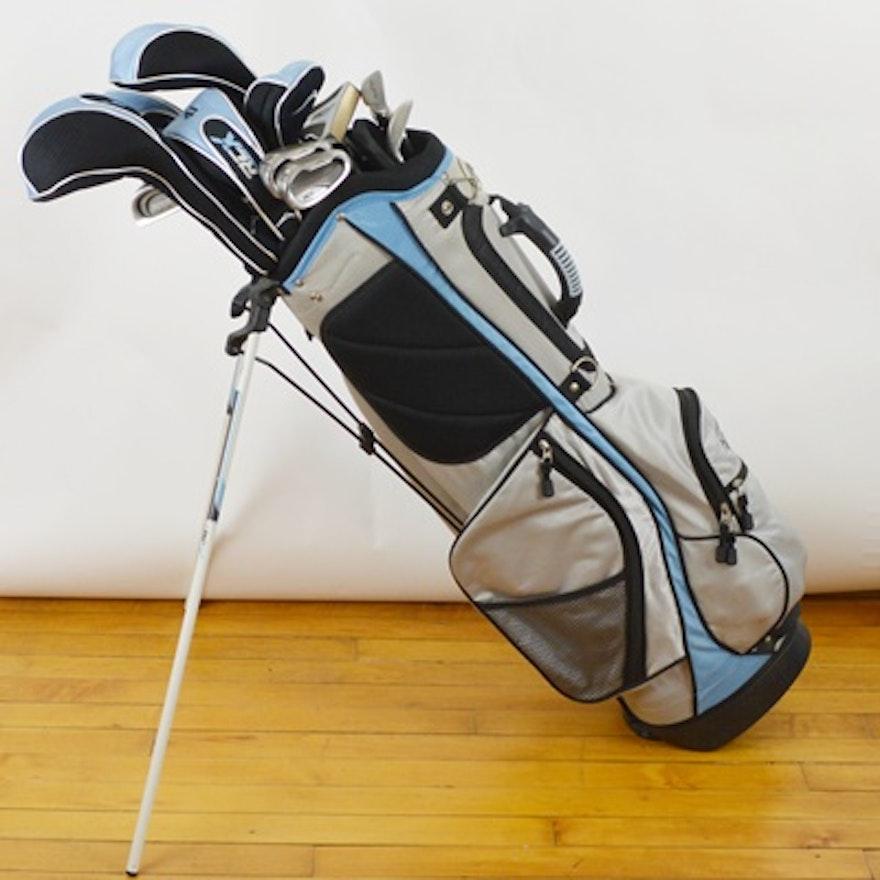 Rcx Acuity Las Golf Clubs And Bag