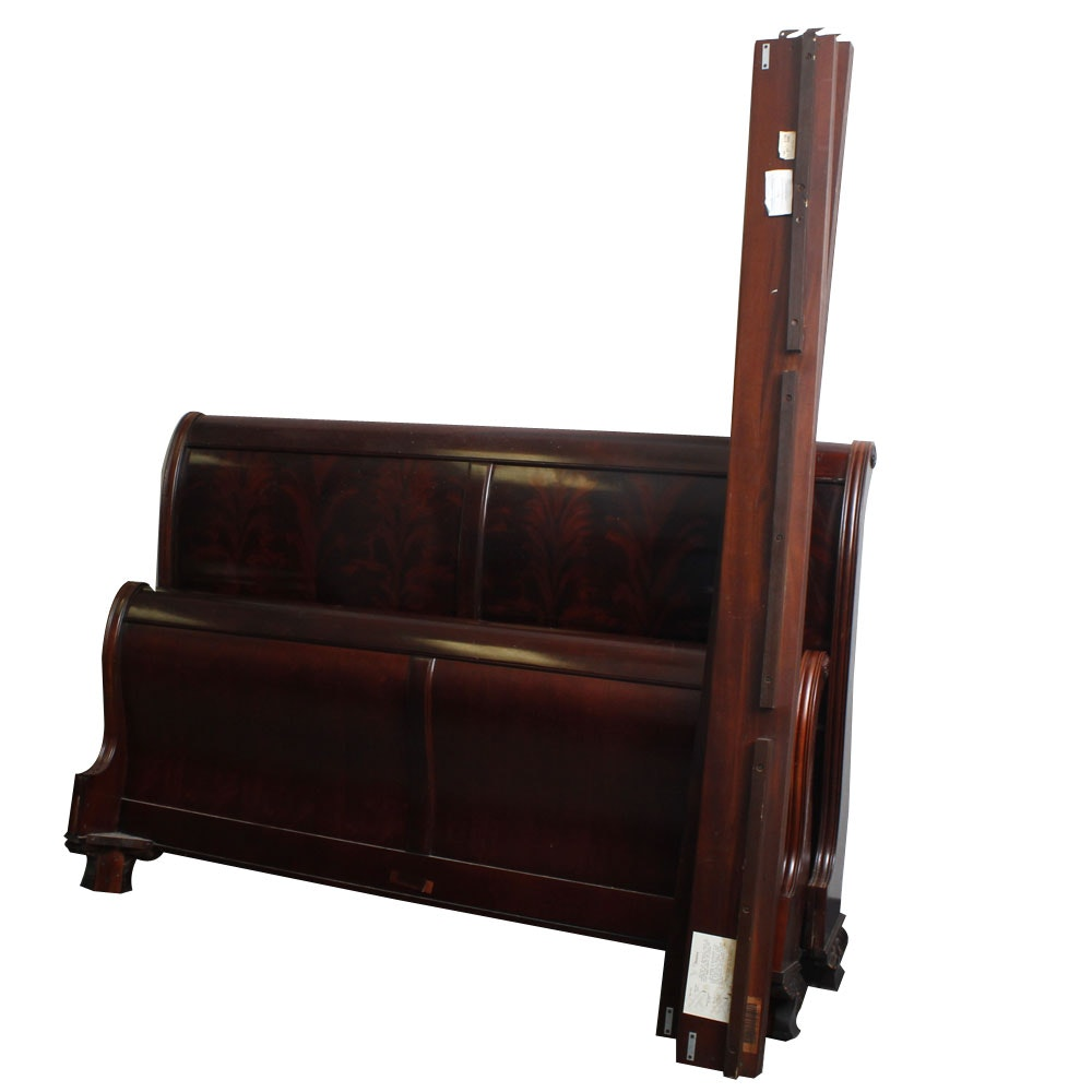 Thomasville Cherry Wood King Bed