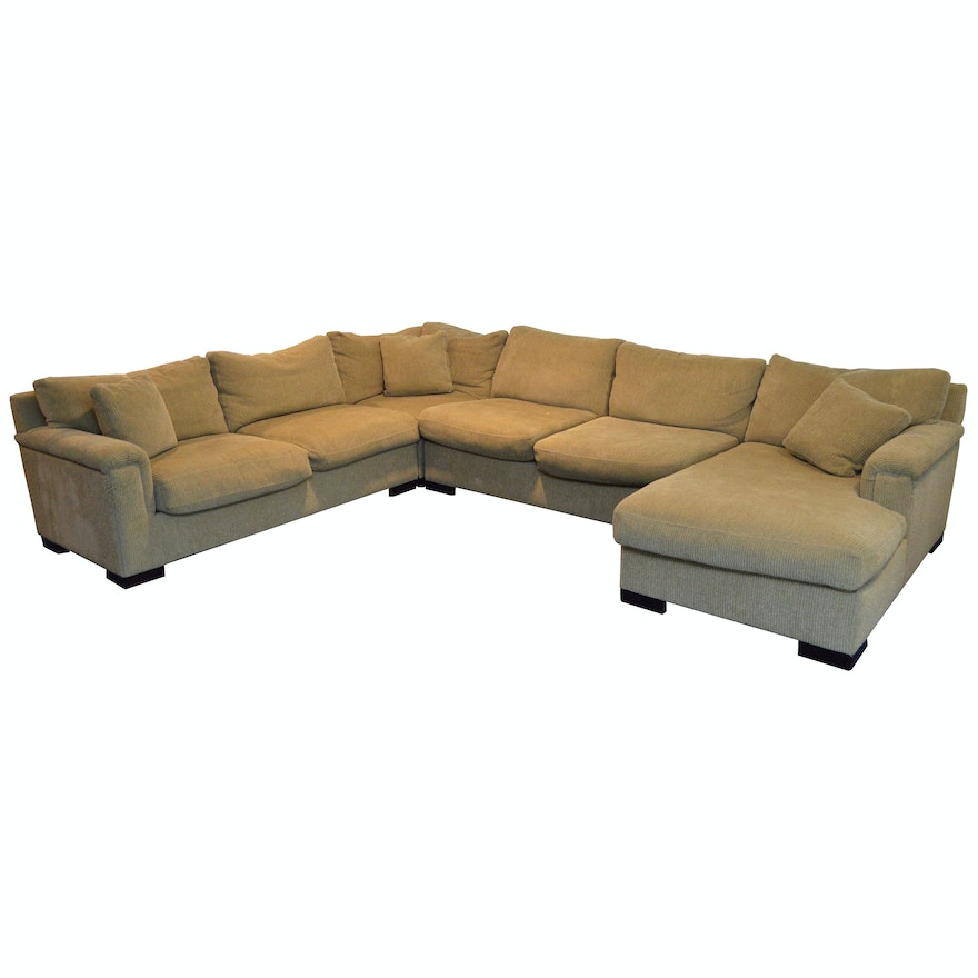 Maxhome better by design sectional sofa ebth for Better by design couch
