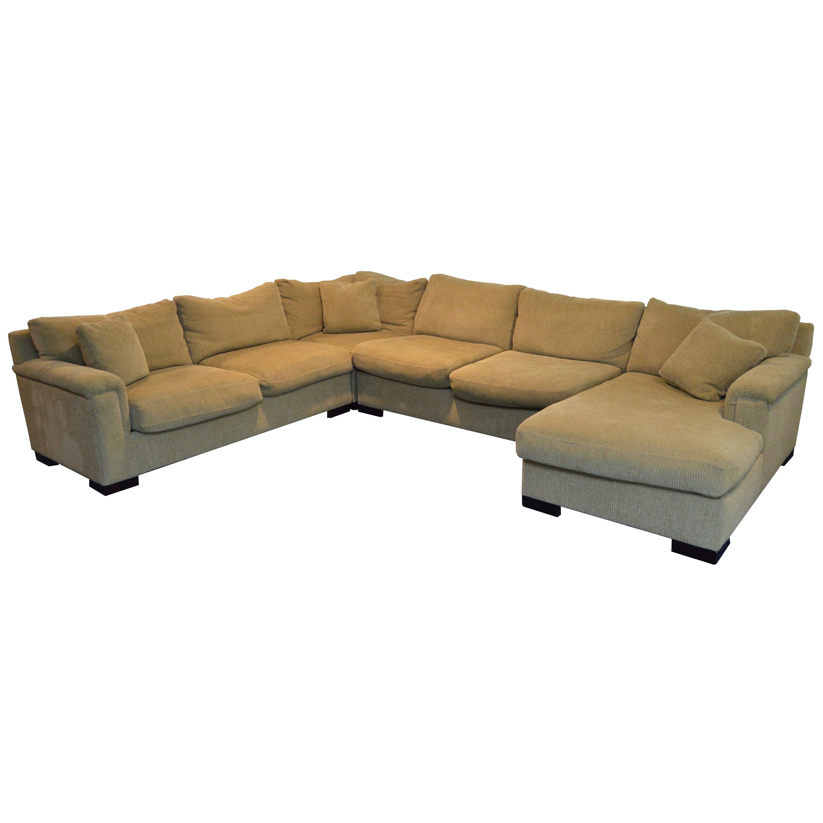 Bon MaxHome Better By Design Sectional Sofa ...