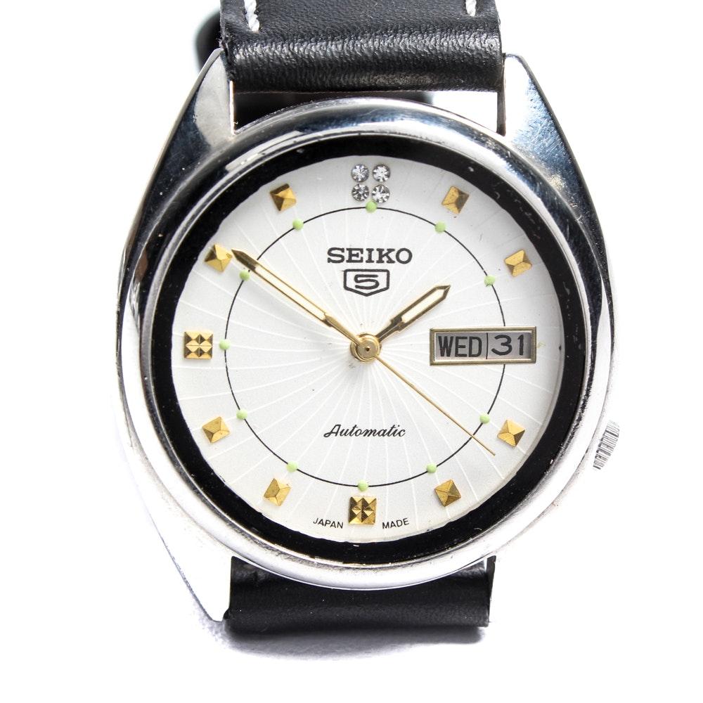 Vintage Seiko Automatic Wristwatch