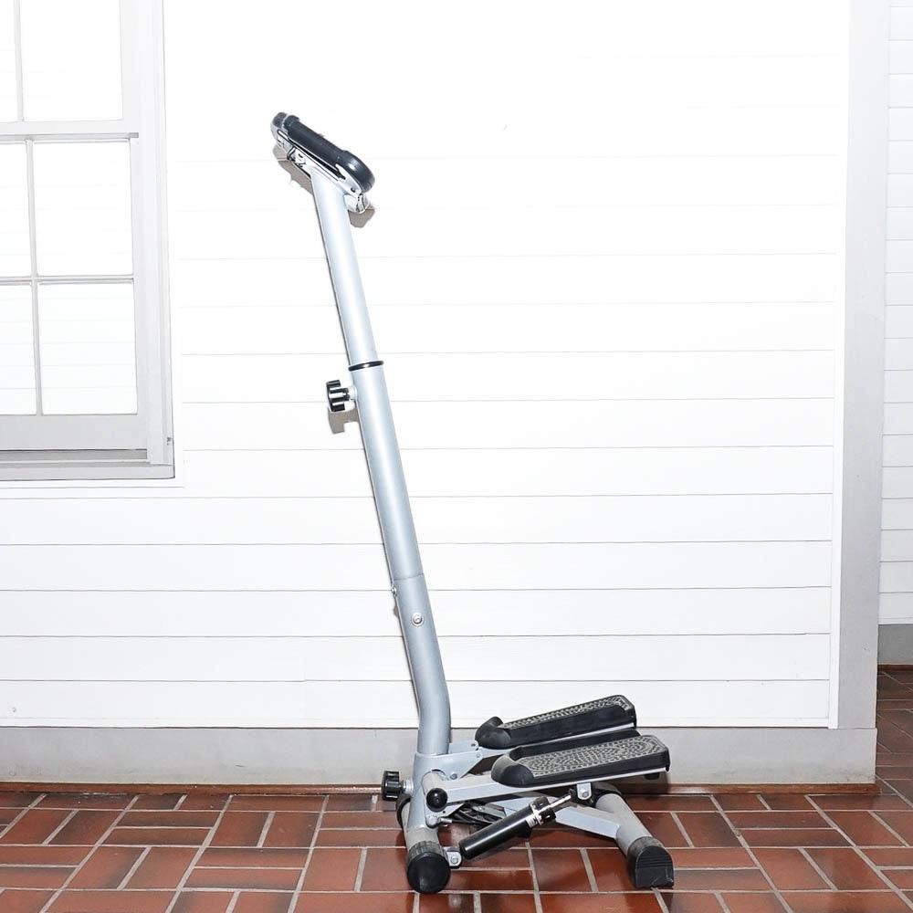Brookstone Step Machine