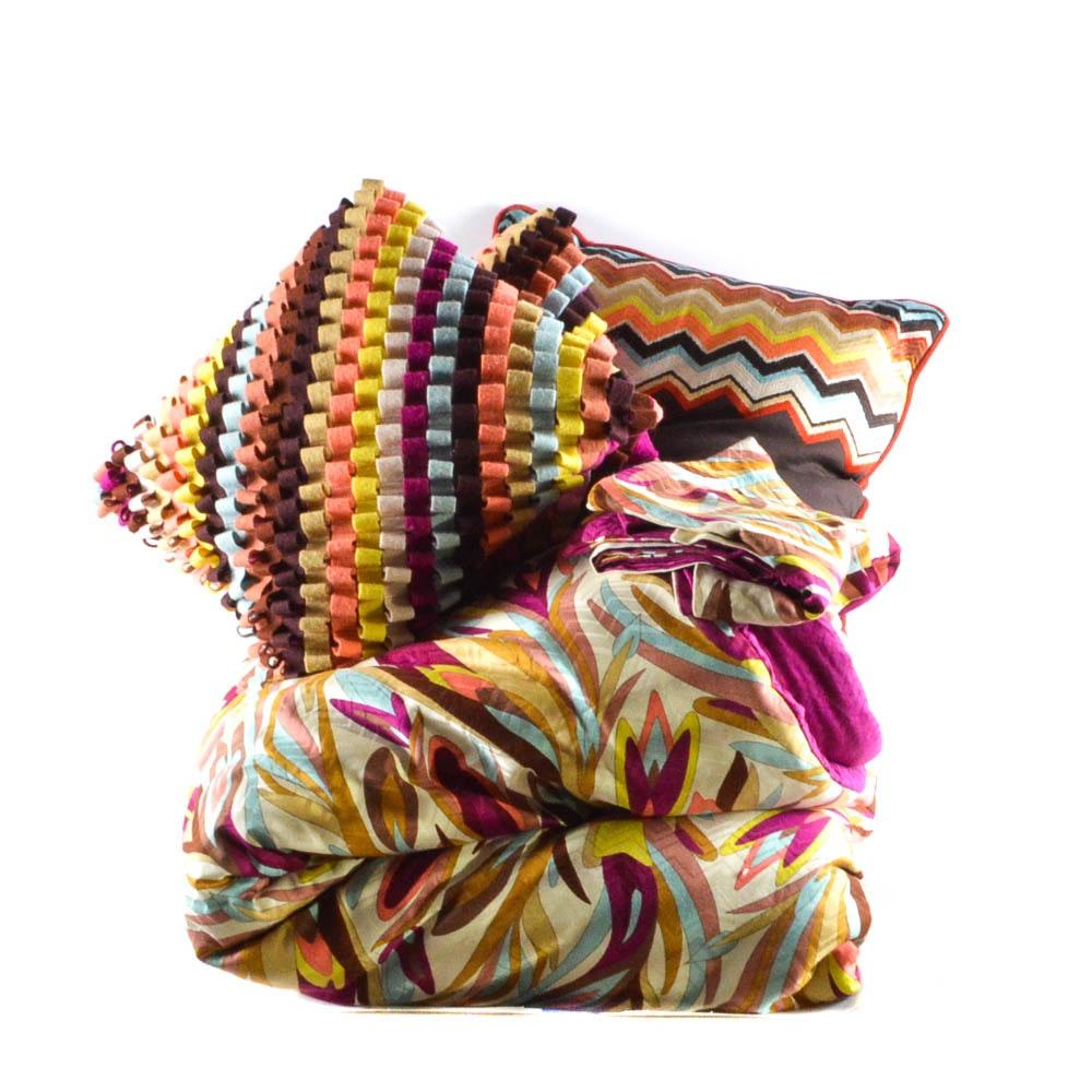 Missoni for Target Queen Comforter Set