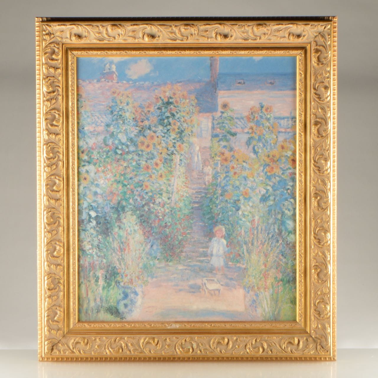 Framed Impressionist Style Giclee