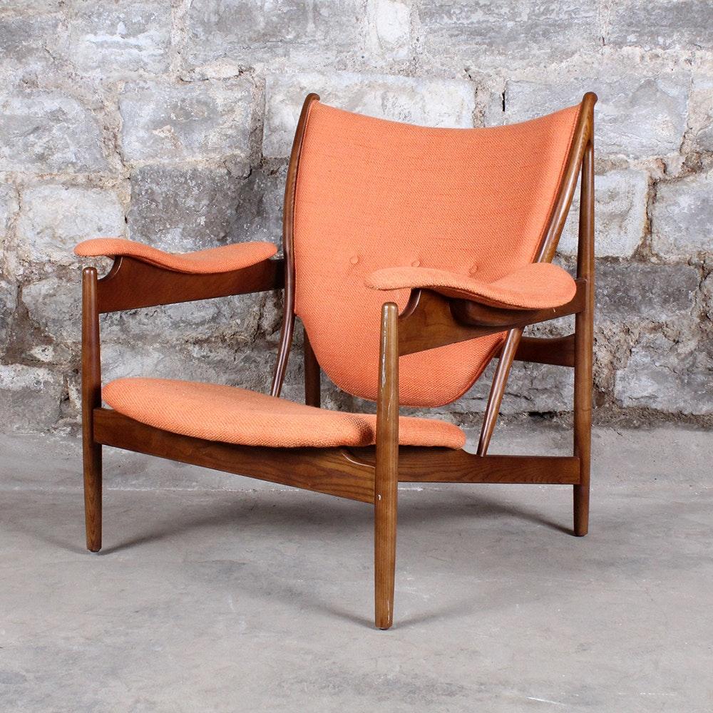 Mid Century Modern Helsinki Armchair