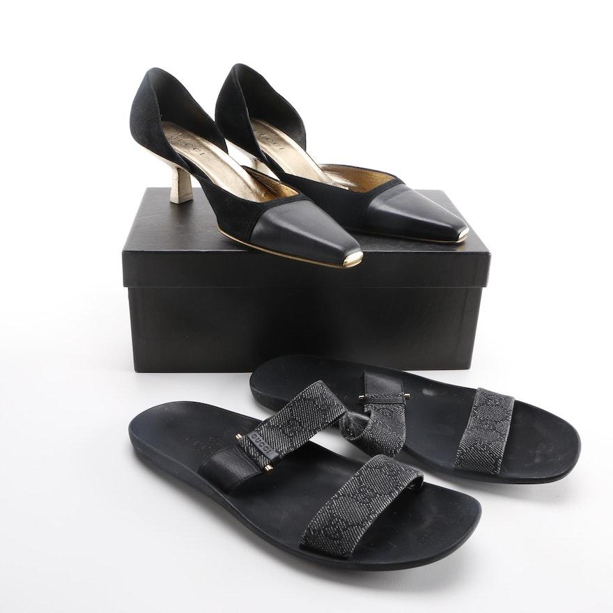 279b91b673d Women s Gucci Sandals and Heels   EBTH