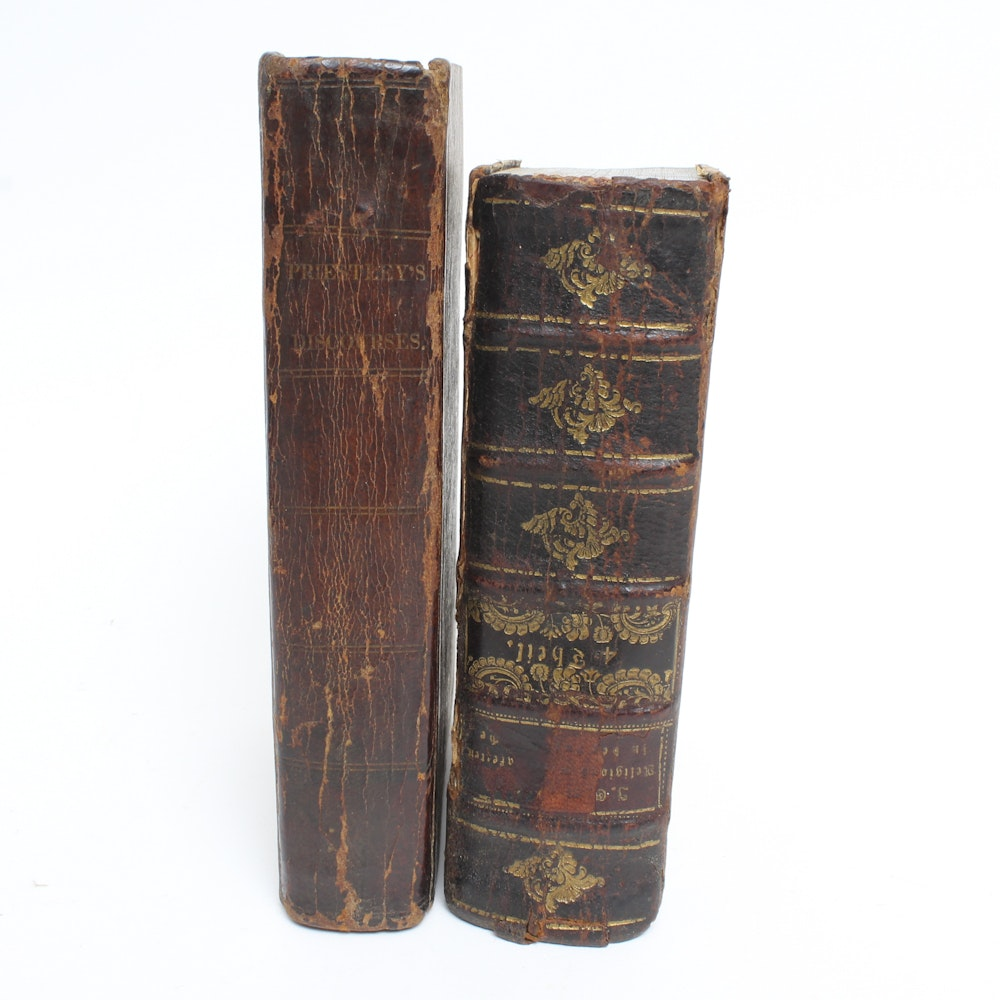 Collection of 18th Century Publications on Religion