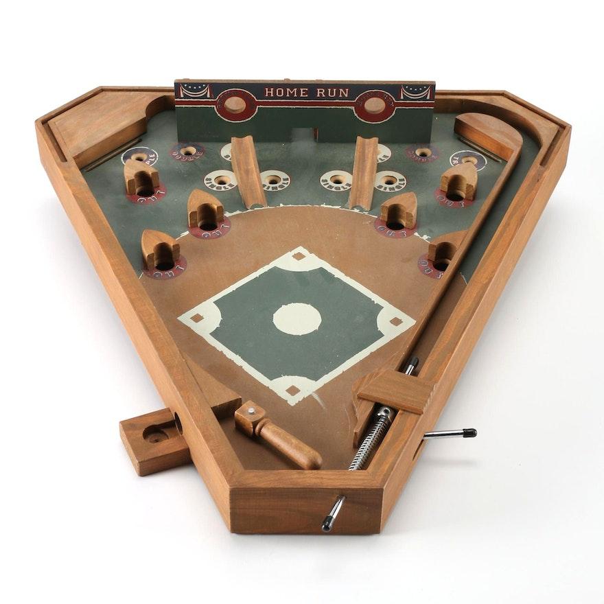 Baseball Pinball Machine