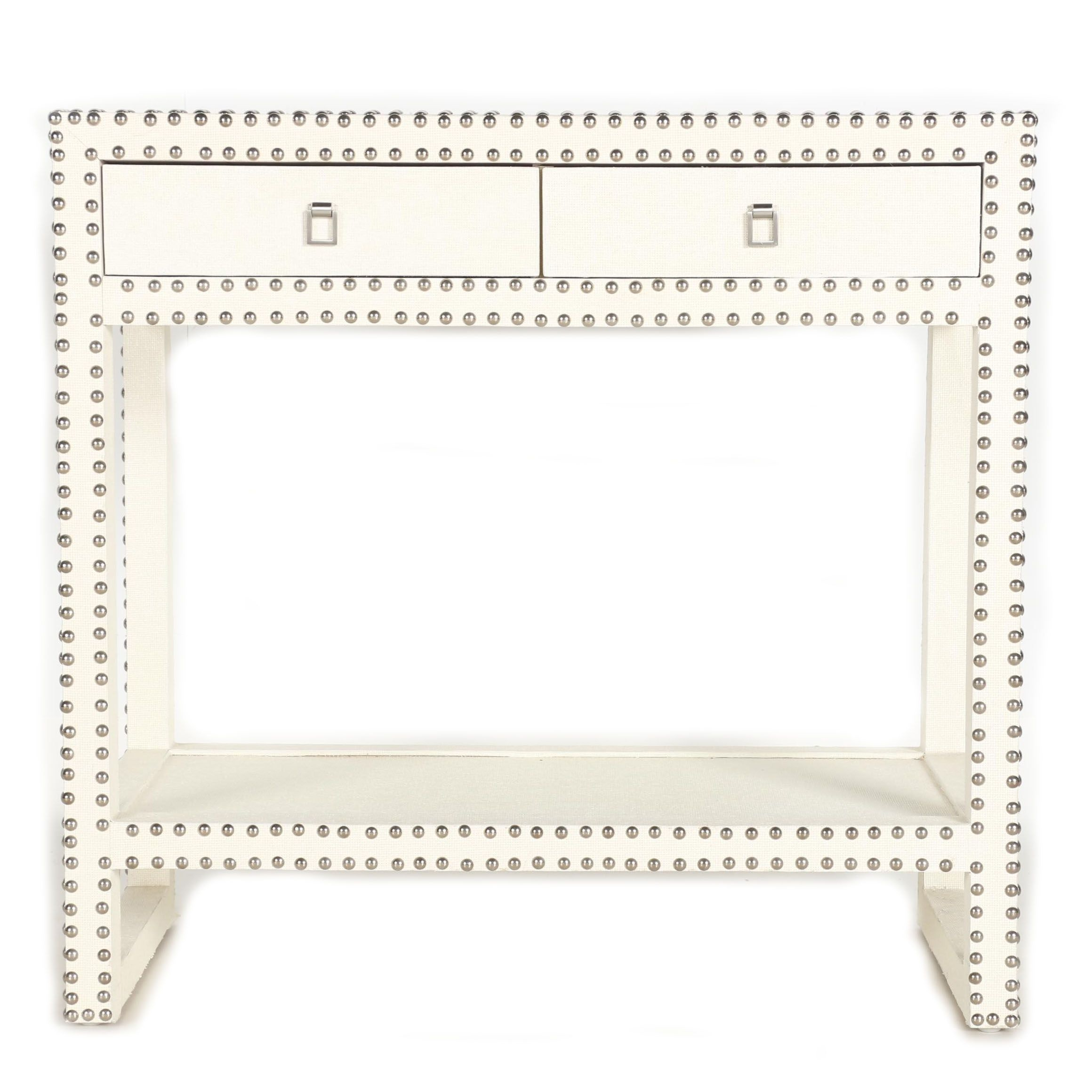 Studded Console Table ...