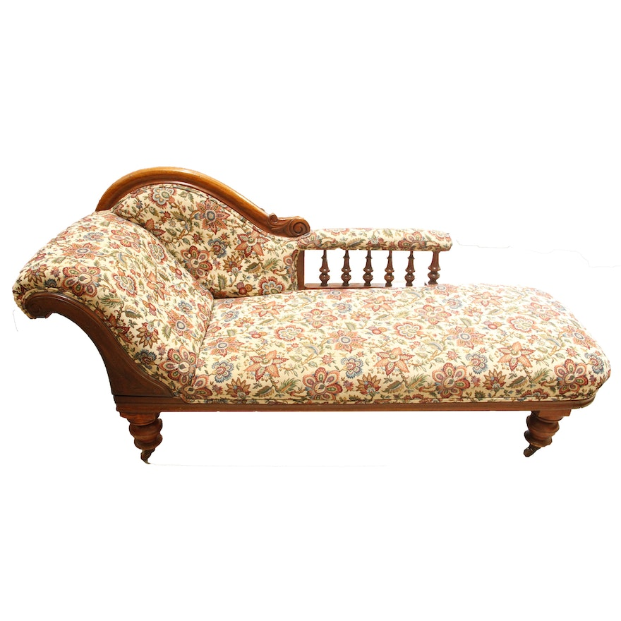 Excellent Late 19Th Century Victorian Eastlake Fainting Couch Beatyapartments Chair Design Images Beatyapartmentscom