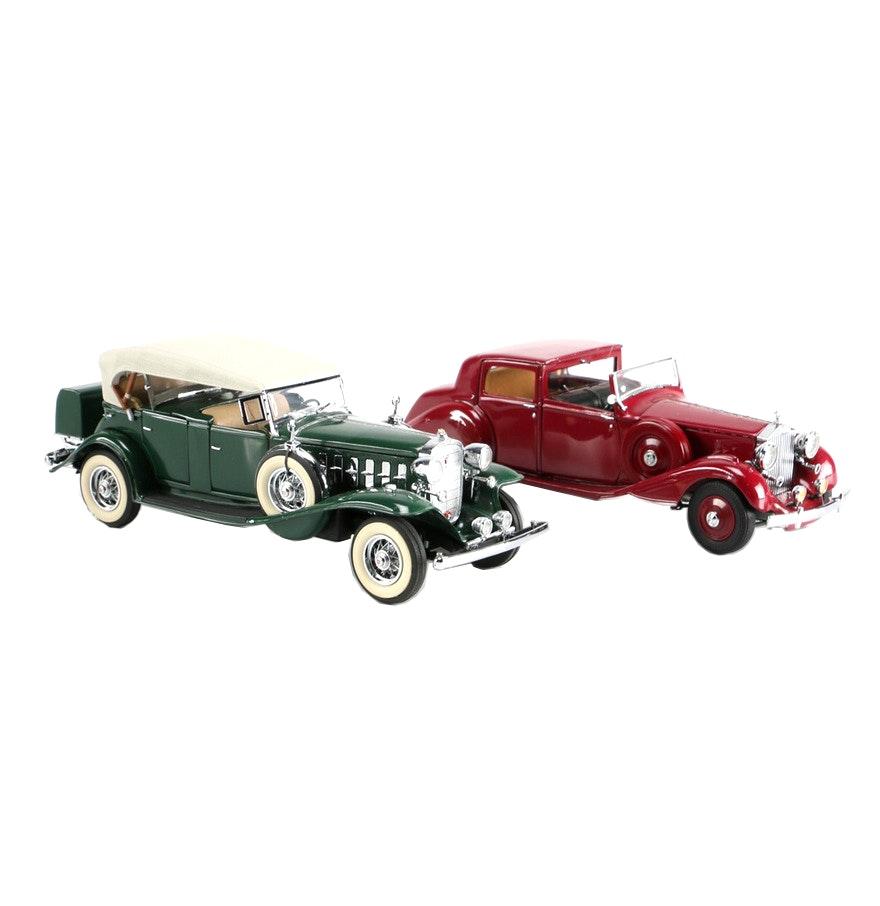 Franklin Mint Die-Cast Cars