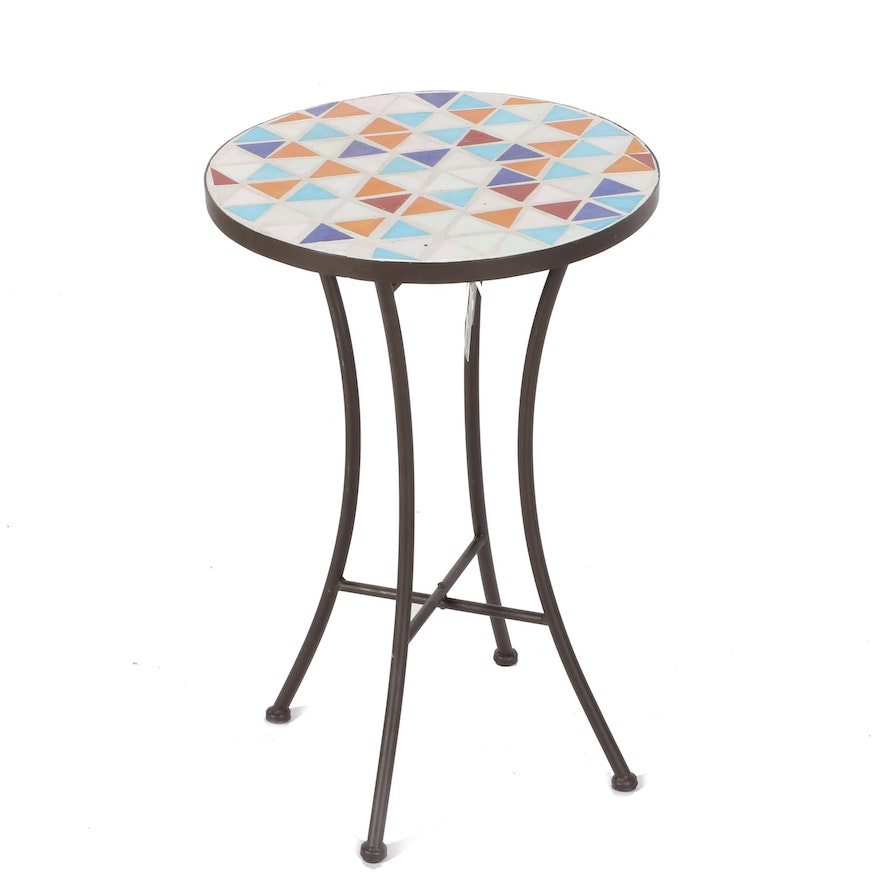 style craft collapsible occasion table ebth