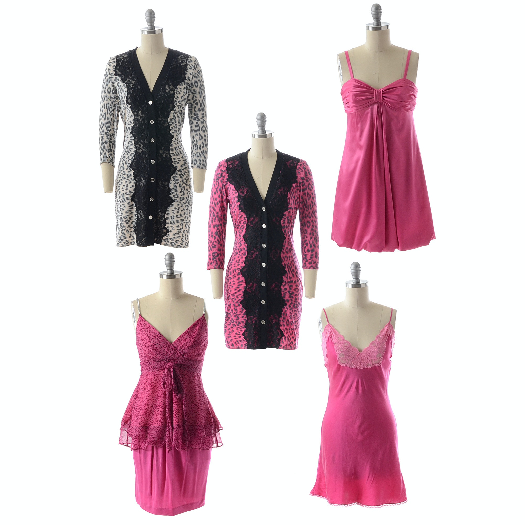 Assortment of Susan Lucci Brand Clothing