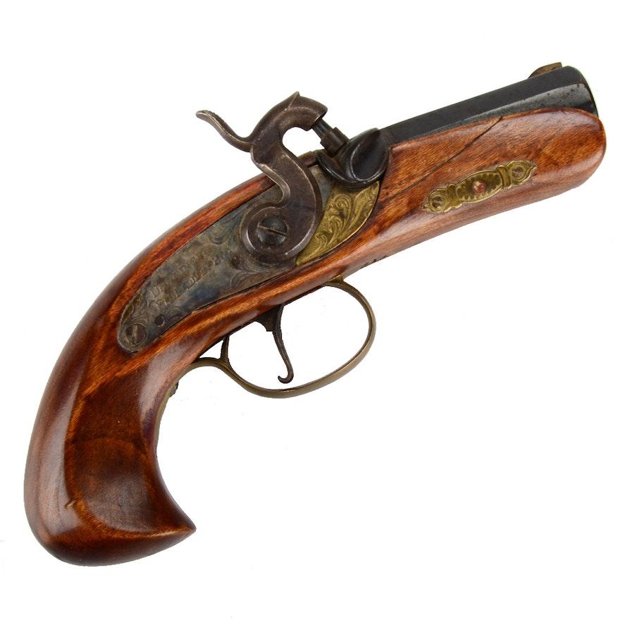 Philadelphia Derringer Caplock Pistol