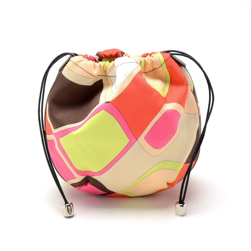 Emilio Pucci Drawstring Bag