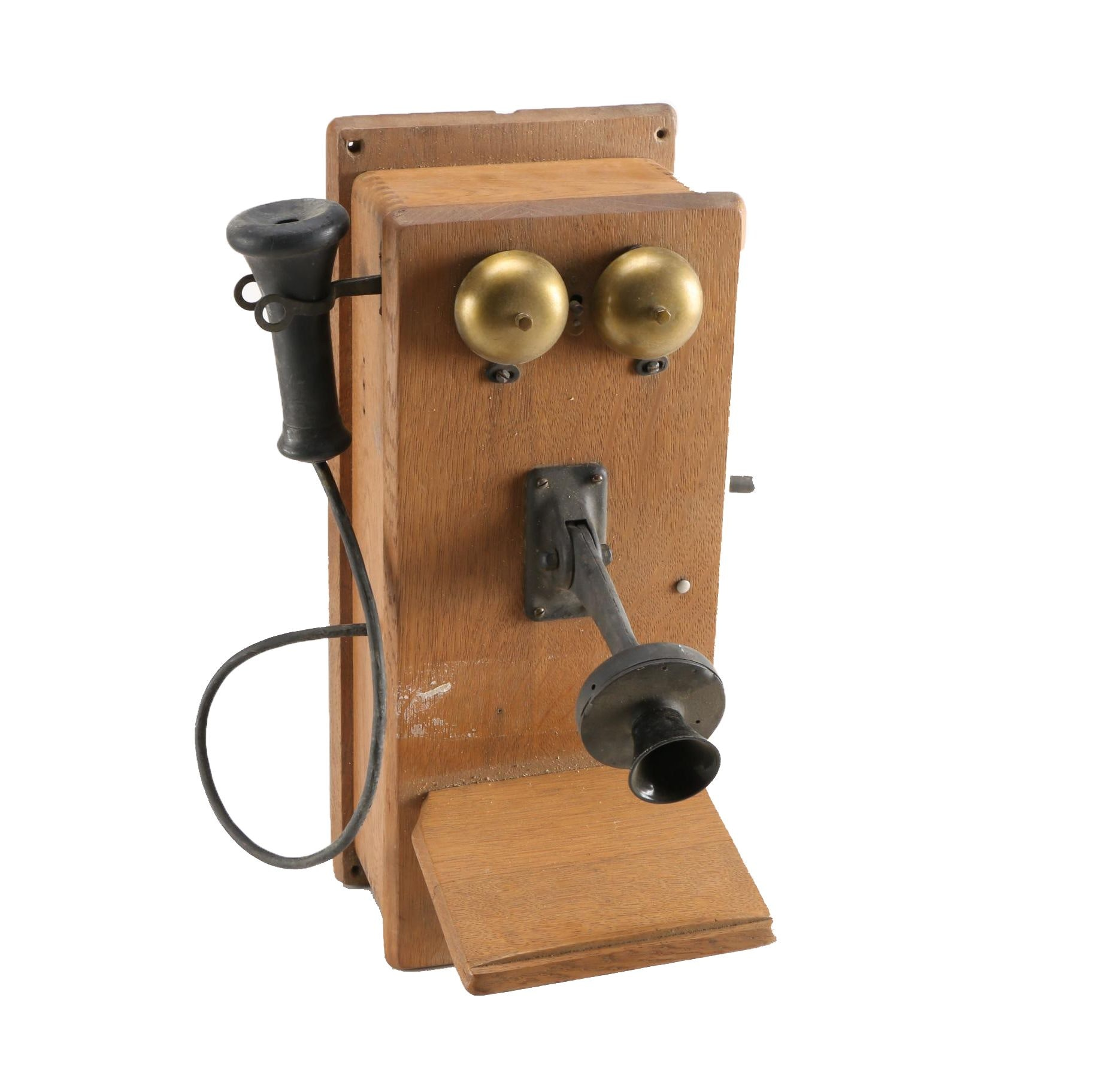 Antique Wall Mount Telephone