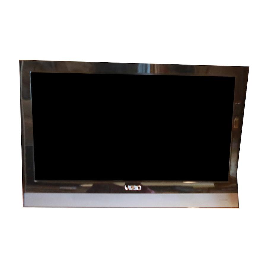 Vizio LCD LED 26 Television And Remote Control EBTH