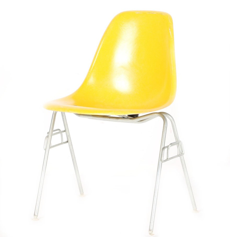 Charles and Ray Eames for Herman Miller Shell Chair