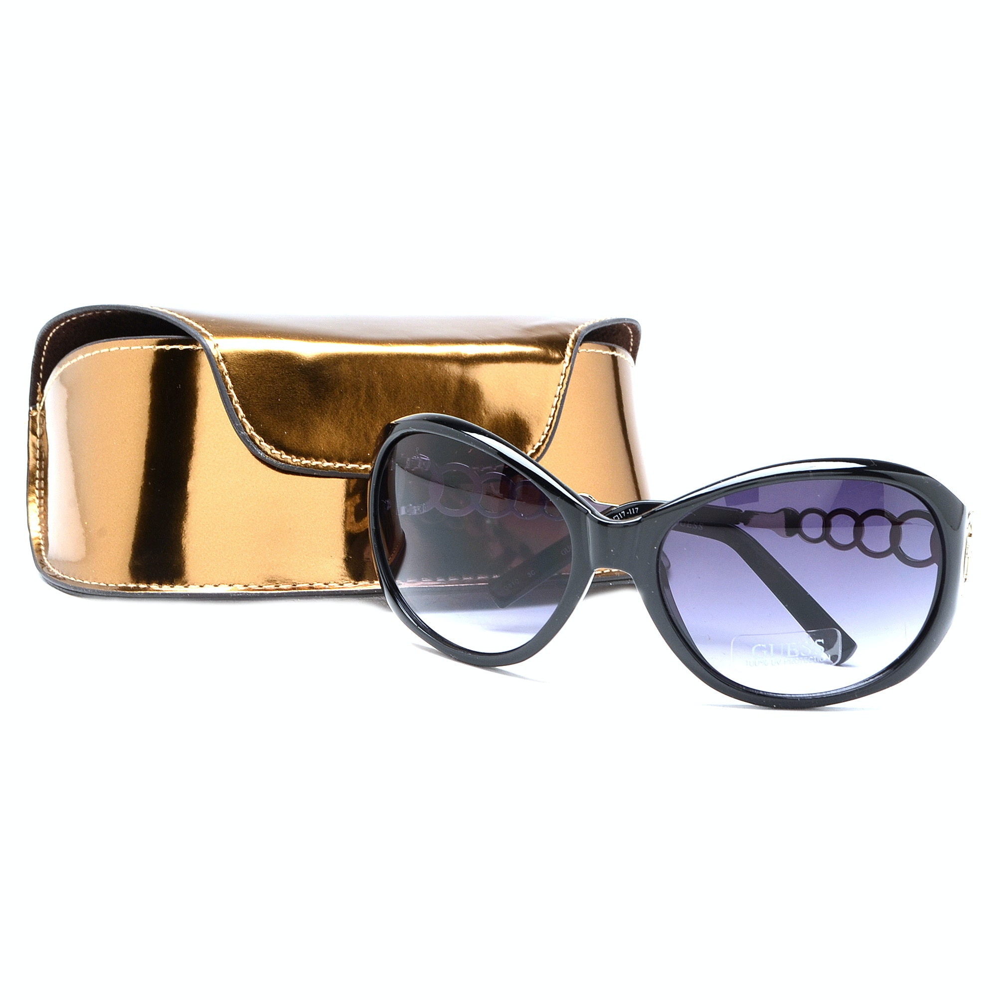 Pair of Guess Sunglasses with Signature Case