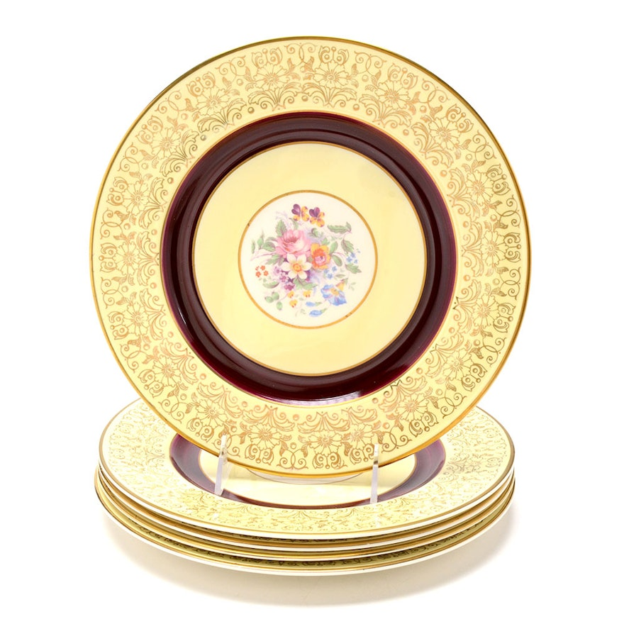 """""""Pareek"""" by Johnson Brothers Dinner Plates"""