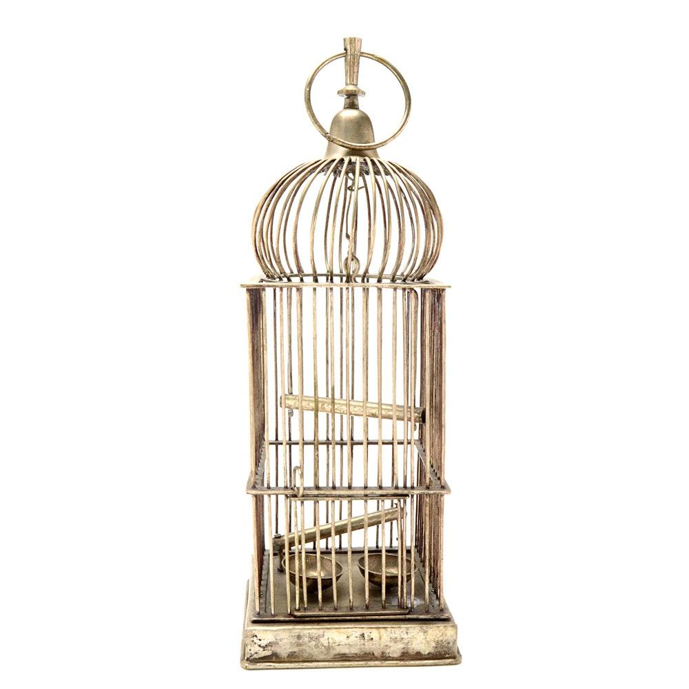 Metal Table Top Bird Cage