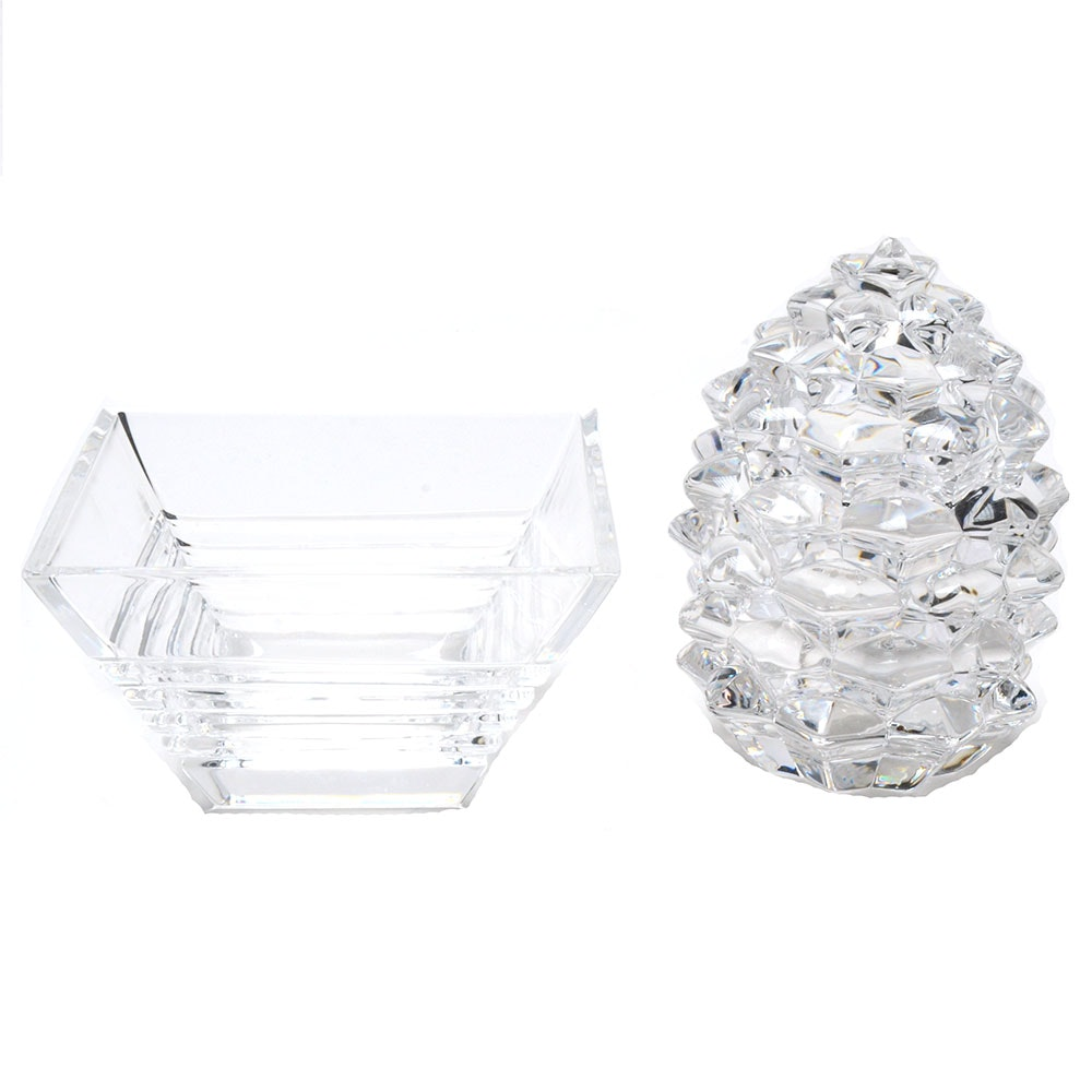 Collection of Tiffany & Co. Crystal
