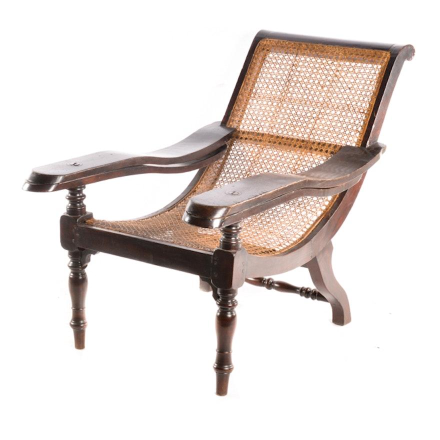 Antique Asian Plantation Chair ... - Antique Asian Plantation Chair : EBTH