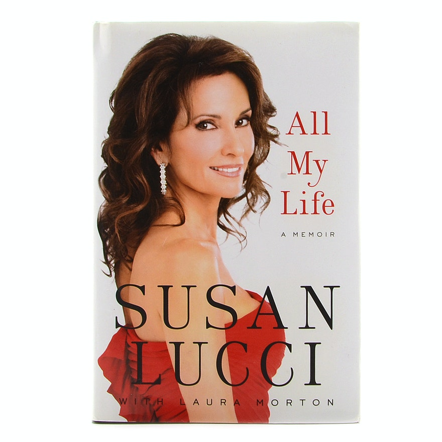 """All My Life"" - Susan Will Write Inscription To Winning Bidder"