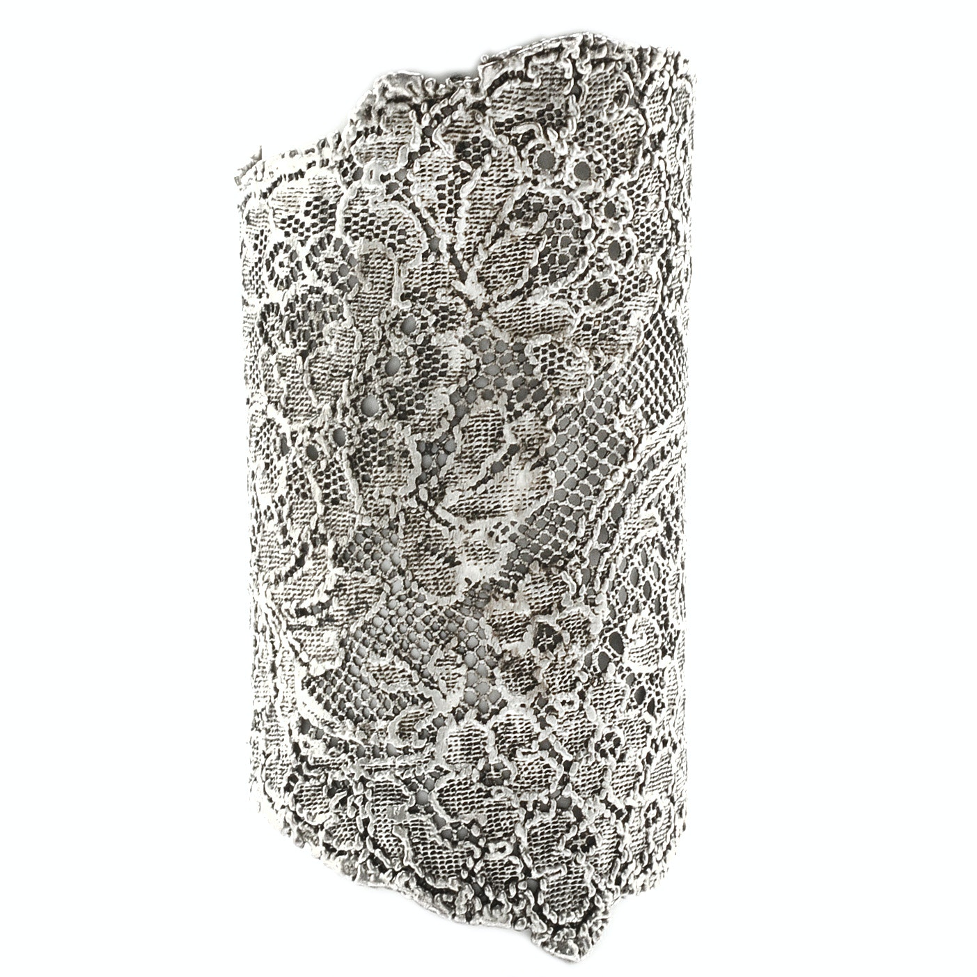Aurélie Bidermann Lace Cuff Bracelet From The Vintage Lace Collection