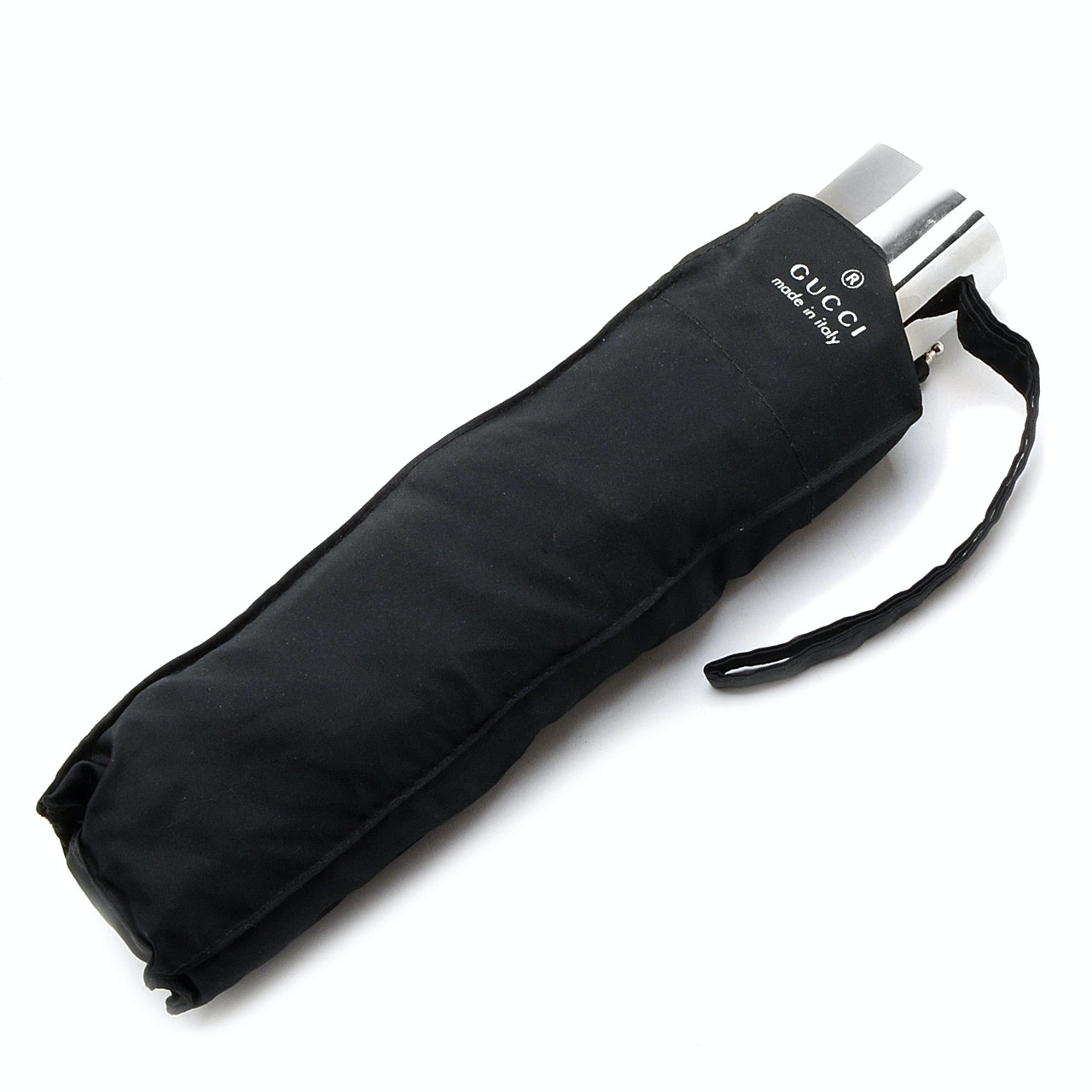 Gucci Black Nylon Umbrella