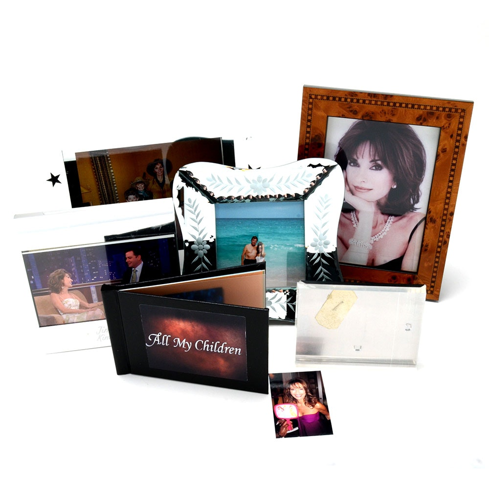 Group of Framed Photos of Susan Lucci
