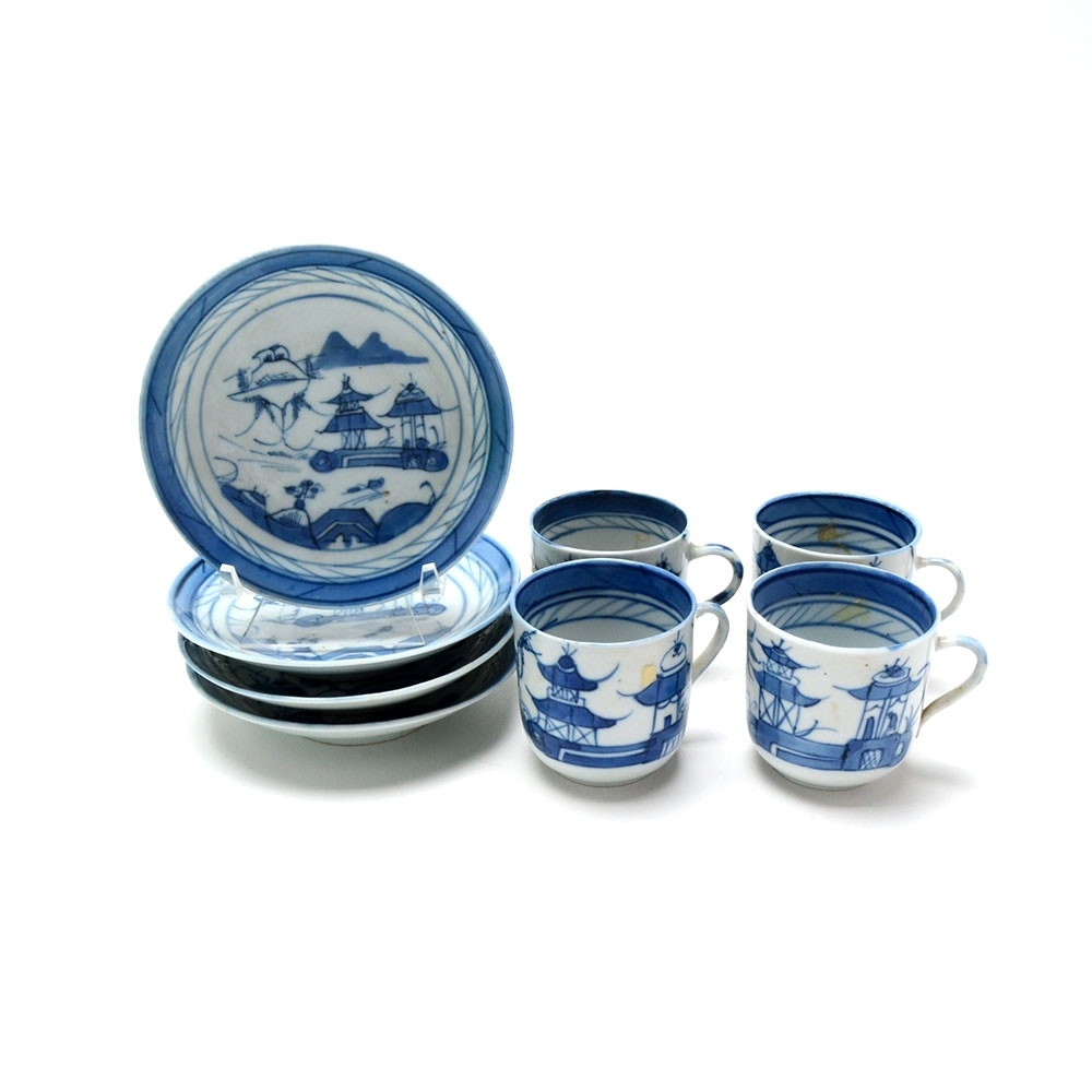 Demitasse Set