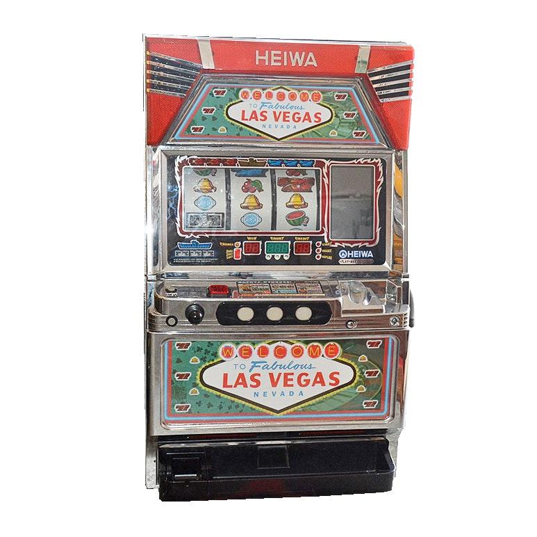 Heiwa slot machines casino du lac leamy restaurants