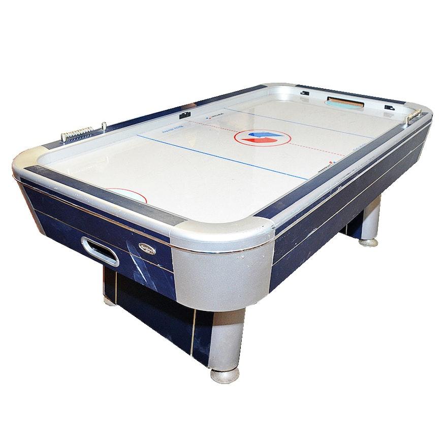 Sportcraft Turbo Hockey Air Hockey Table EBTH - Sportcraft turbo air hockey table
