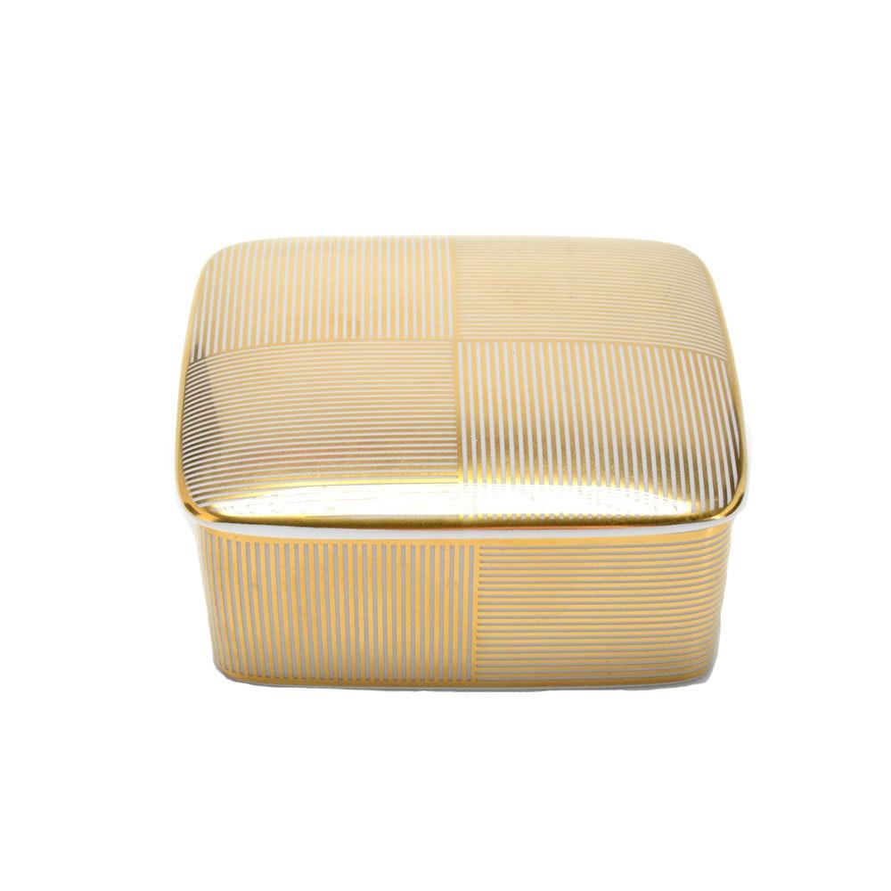 Tiffany & Co. Limoges Porcelain Trinket Box