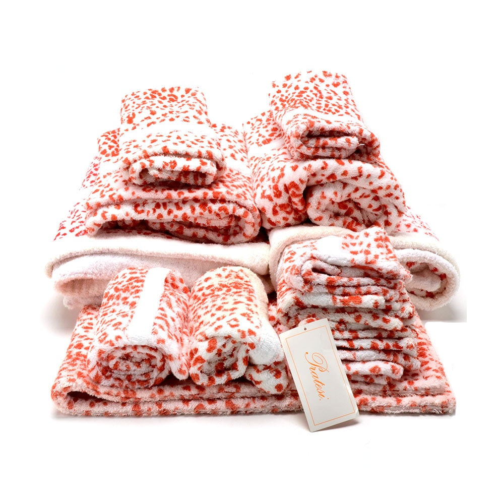 Luxury Italian Pratesi Towel Set