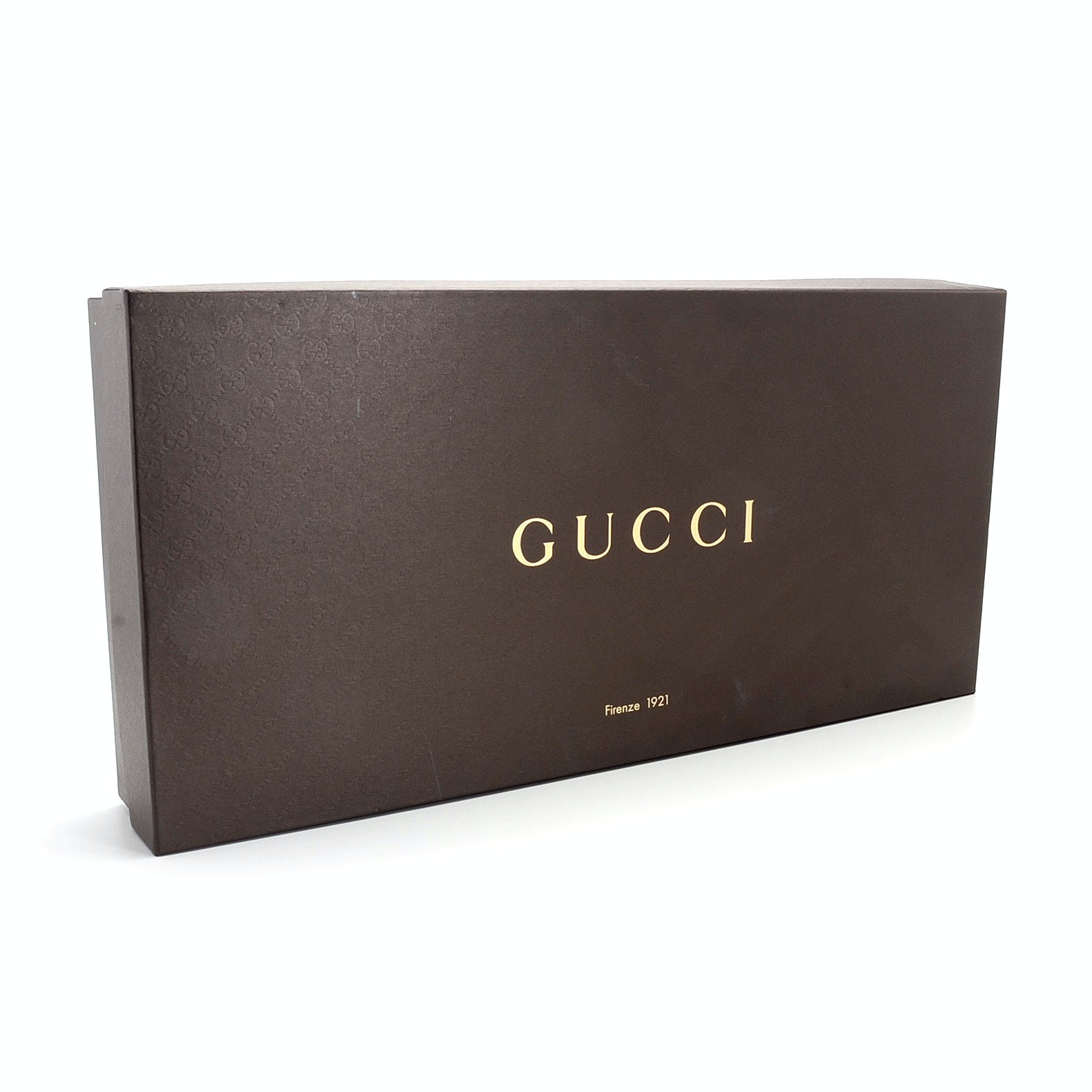 Large Gucci Boot Box